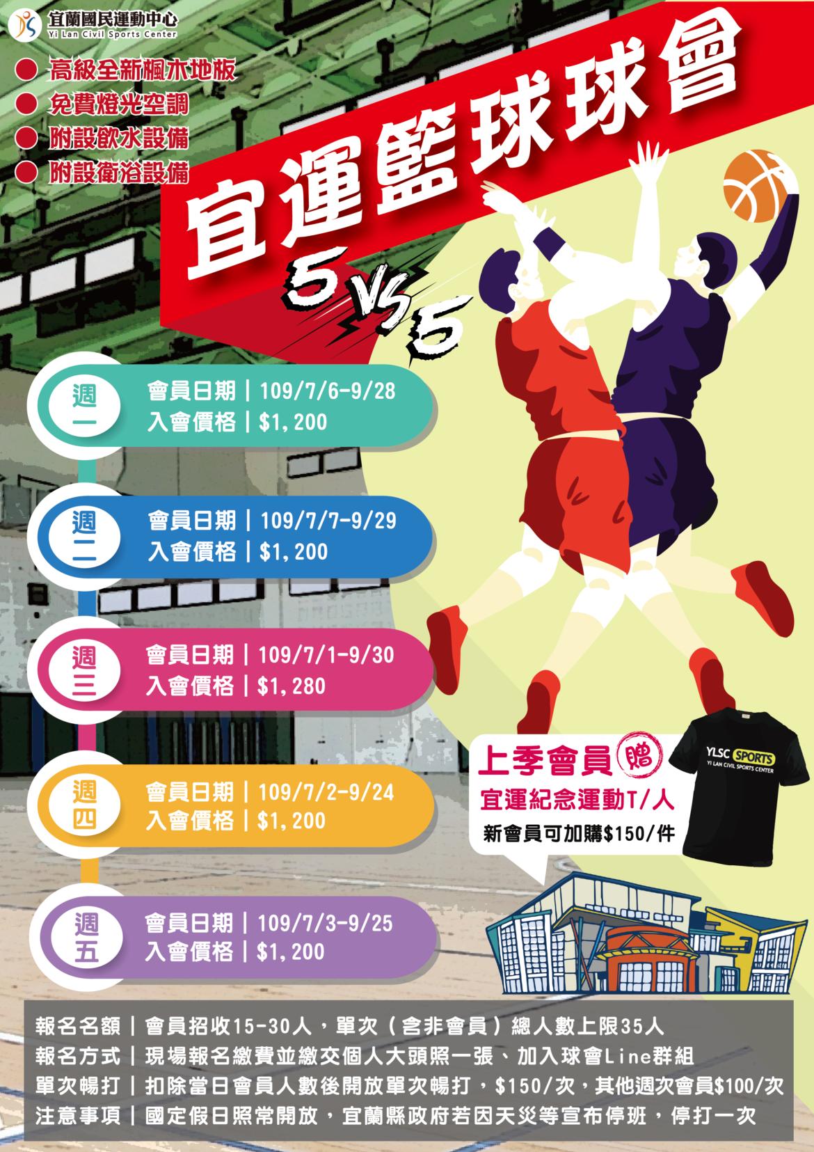 宜運籃球球會