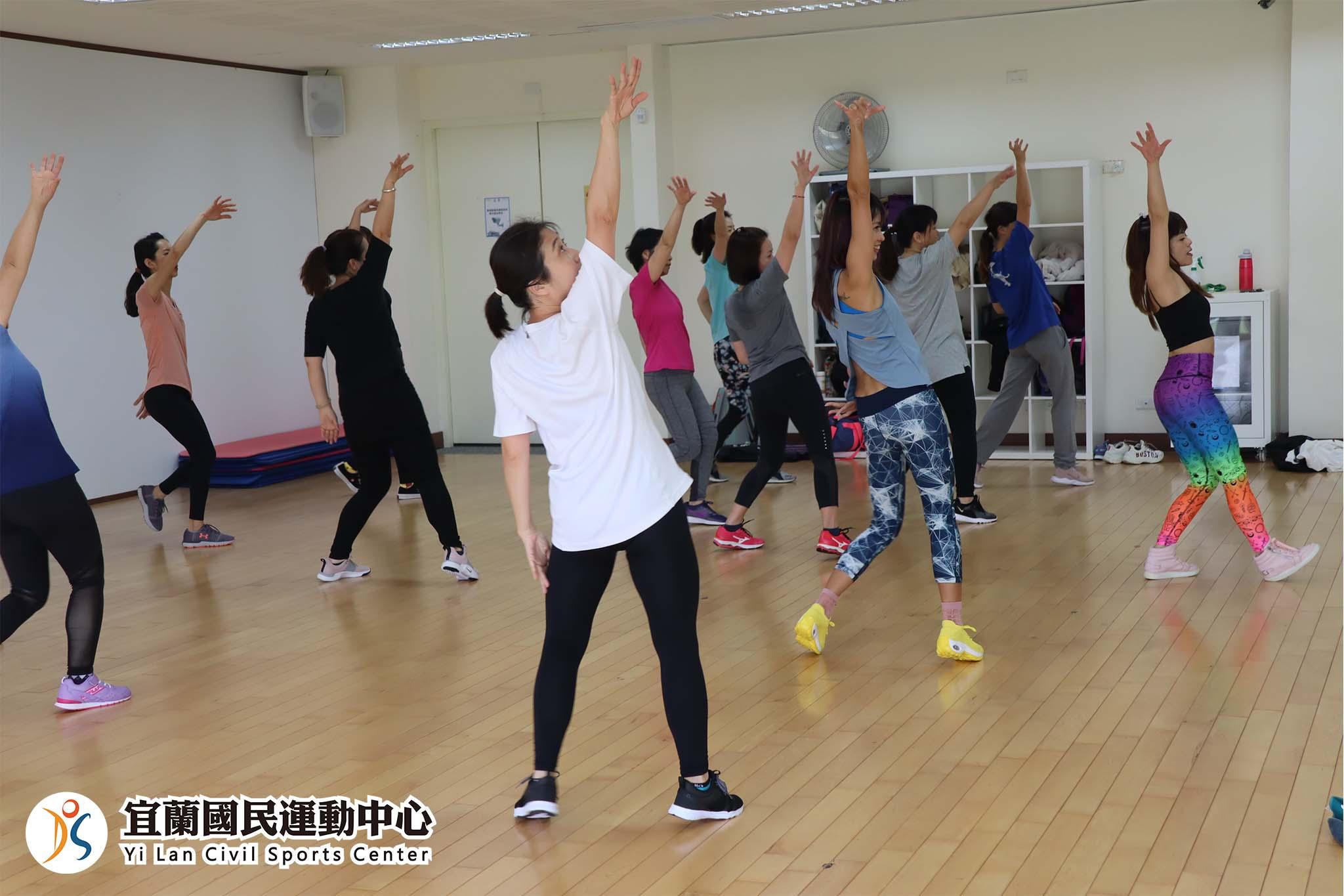 Zumba歡樂跳舞時光(JPG)