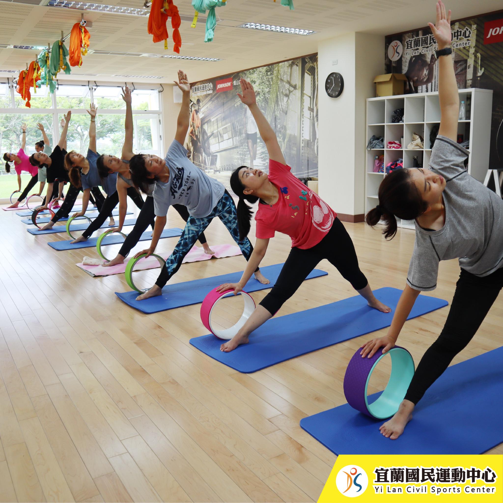 瑜珈輪-上課情況(JPG)